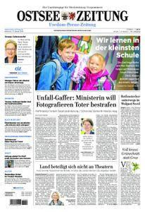 Ostsee Zeitung Wolgast - 31. Januar 2018
