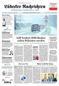 Lübecker Nachrichten Ostholstein Süd - 15. Dezember 2018