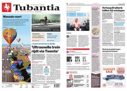 Tubantia - Enschede – 30 juli 2019