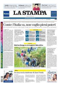 La Stampa Imperia e Sanremo - 3 Maggio 2020