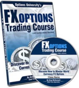 Options University - FX Options Trading Course - Class 5-6
