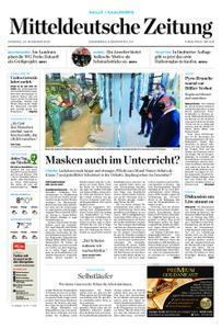 Mitteldeutsche Zeitung Elbe-Kurier Wittenberg – 24. November 2020