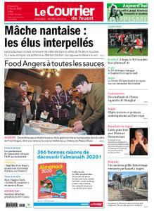 Le Courrier de l'Ouest Nord Anjou – 02 février 2020