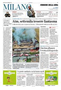 Corriere della Sera Milano – 01 novembre 2018
