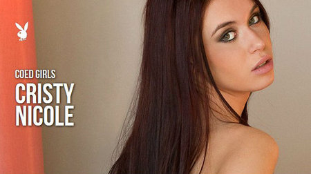 Cristy Nicole - Coed of the Week for December 28, 2010