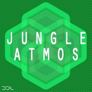 Deep Data Loops Jungle Atmos WAV MiDi