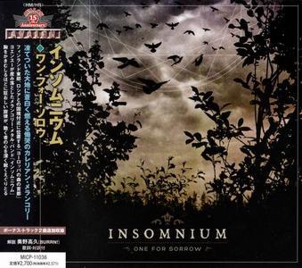 Insomnium - One For Sorrow (2011) [Japanese Edition]