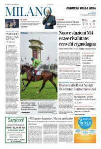 Corriere della Sera Milano - 13 Novembre 2017