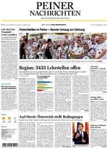 Peiner Nachrichten - 04. Juli 2018