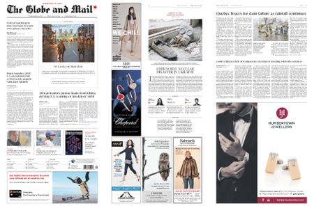 The Globe and Mail – April 26, 2019