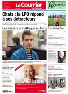 Le Courrier de l'Ouest Cholet – 25 août 2019