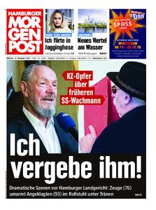 Hamburger Morgenpost – 13. November 2019