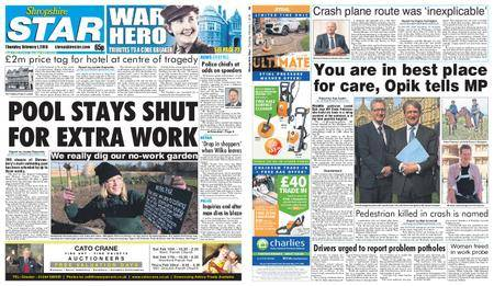 Shropshire Star Shrewsbury Edition – February 01, 2018