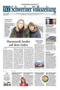 Schweriner Volkszeitung Hagenower Kreisblatt - 21. Februar 2019