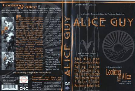 Alice Guy Collection (8 Films, 1907-1913)