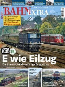 Bahn Extra - September-Oktober 2018