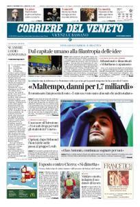 Corriere del Veneto Vicenza e Bassano – 15 dicembre 2018
