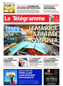 Le Télégramme Auray – 04 mai 2020