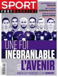 Sport Foot Magazine - 21 Août 2019