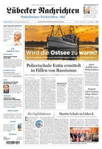 Lübecker Nachrichten Ostholstein Süd - 19. September 2017