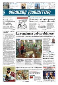 Corriere Fiorentino La Toscana – 12 ottobre 2018