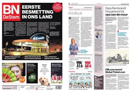 BN DeStem - Bergen op Zoom – 28 februari 2020