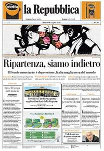la Repubblica - 15 Aprile 2020