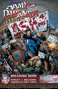 Dynamite-Army Of Darkness Ash For President 2016 Hybrid Comic eBook