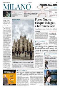 Corriere della Sera Milano – 27 aprile 2019