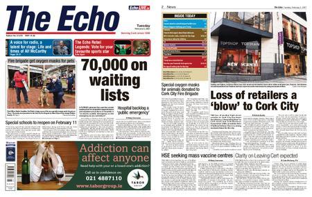 Evening Echo – February 02, 2021