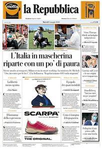 la Repubblica - 5 Maggio 2020