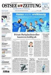 Ostsee Zeitung Wolgast - 17. August 2018