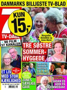 7 TV-Dage – 28. juni 2021