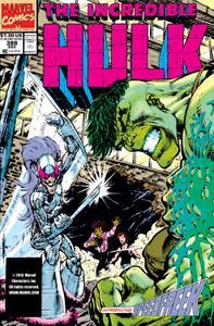 Incredible Hulk 388 1991b