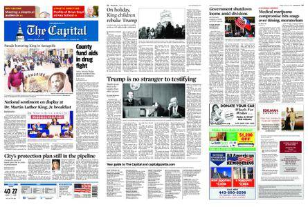 The Capital – January 16, 2018