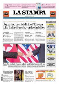 La Stampa Torino Provincia e Canavese - 13 Giugno 2018
