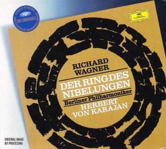 Herbert von Karajan - Wagner: Der Ring des Nibelungen (1998) (14 CDs Box Set)