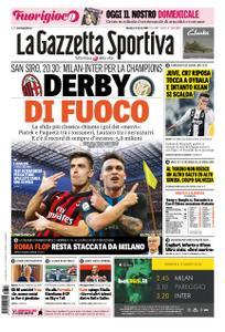 La Gazzetta dello Sport Roma – 17 marzo 2019
