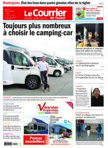 Le Courrier de l'Ouest Angers – 23 juin 2020