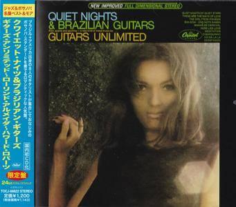 Guitars Unlimited - Quiet Nights & Brazilian Guitars (1966) {2013 Japan Jazz & Bossa Nova Best & More Series CD02of8}