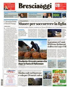 Brescia Oggi - 2 Novembre 2017