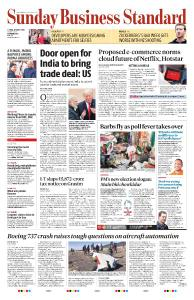Business Standard - March 17, 2019