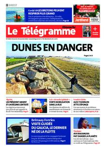 Le Télégramme Brest – 29 novembre 2020