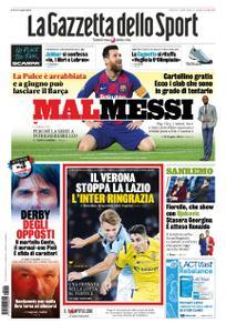 La Gazzetta dello Sport Sicilia – 06 febbraio 2020