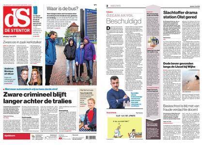 De Stentor - Apeldoorn – 01 mei 2018