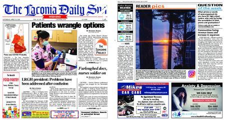 The Laconia Daily Sun – April 18, 2020