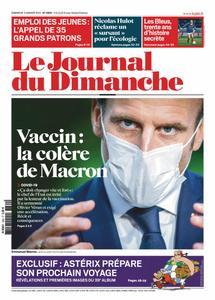 Le Journal du Dimanche - 03 janvier 2021