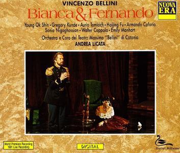 Andrea Licata, Orchestra e Coro del Teatro Massimo 'Bellini' - Bellini: Bianca & Fernando (1992)