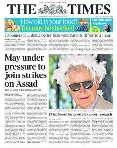 The Times - 10 April 2018