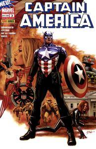 Captain America 03 - Amerikanischer Wahlkampf Panini 03 2009